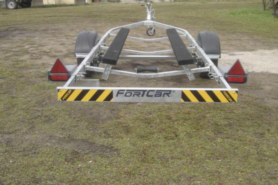 Carreta para Barcos e Botes - 1