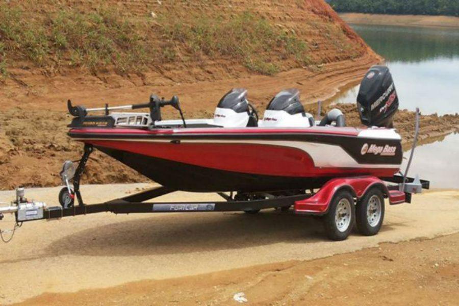 Carretinha para Bass Boat - 1