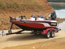 Carreta para Bass Boat
