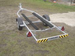 Carreta para Transporte de Barco